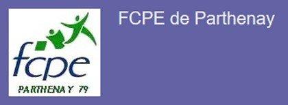 Fcpe Parthenay Logo